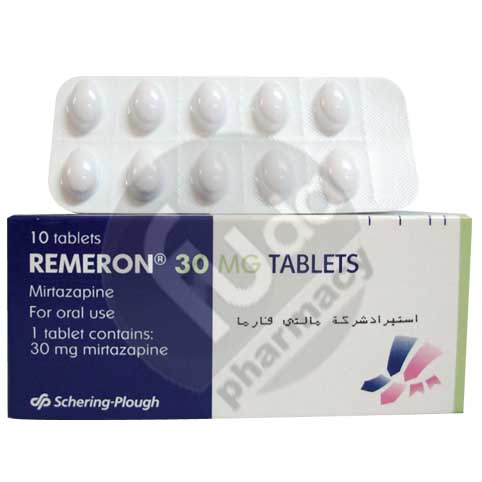 remeron 30 mg