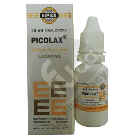 Picolax 7 5 Mg/ml 15 Ml oral drop | Beta Fouda Pharmacy