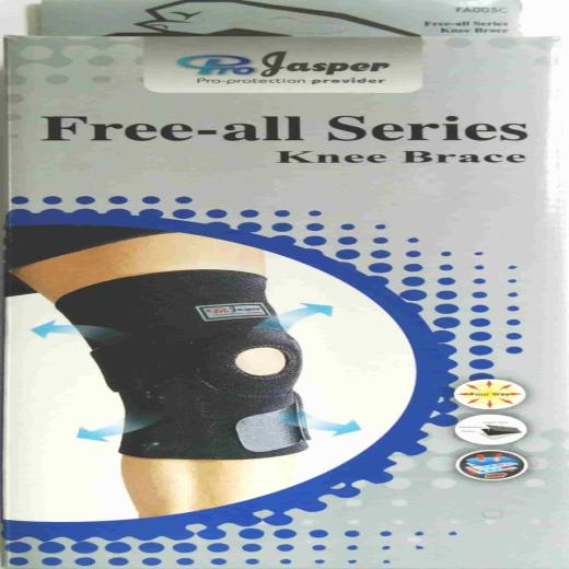 1290fe9163 JASPER FREE ALL SERIES KNEE BRACE FA005 (F)