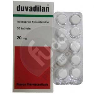 duvadilan 20 mg 30 tablet 3 strips fouda pharmacy